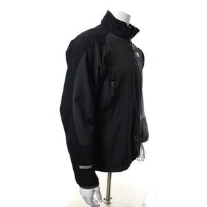 The North Face Jackets & Coats - The North Face Black Windstopper Zip Jacket